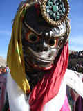 Turismo de Tíbet Imágenes de archivo libres de regalías