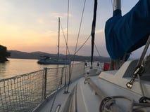 Turismo del barco fotos de archivo libres de regalías