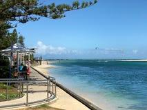 Turismo 4 della costa del sole immagine stock