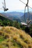 Turismo di avventura della Nuova Zelanda immagine stock libera da diritti