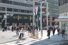 Turismo e curso de Japão Imagens de Stock Royalty Free