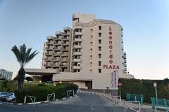 Turismo e hotéis em Tiberias Fotos de Stock Royalty Free
