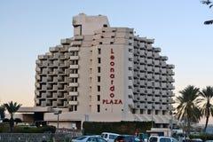Turismo e hotéis em Tiberias Fotografia de Stock