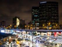 Turismo em Lima, a capital do Peru imagens de stock royalty free