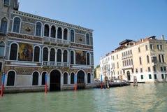 Turismo en Venecia Foto de archivo