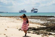 Turismo grande do caimão Fotos de Stock