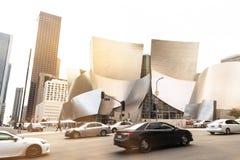 Turismo a negli Stati Uniti - Los Angeles fotografia stock libera da diritti