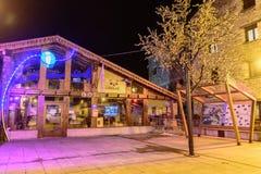 Turismo Ofiice em Canillo, Andorra imagem de stock