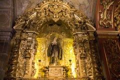 Turismo religioso in Rio de Janeiro Downtown Immagini Stock Libere da Diritti