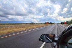 Turismo sull'alta velocità Fotografie Stock