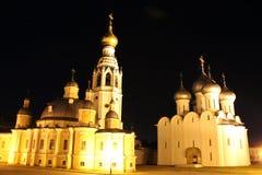 Turismo, viaje, paisaje, fondo, arquitectura, histórica, templo, iglesia, cristianismo Imagen de archivo