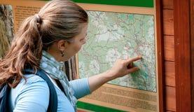 turist Arkivbilder