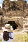 Turist Arkivfoto