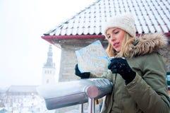 Turist Royaltyfri Foto
