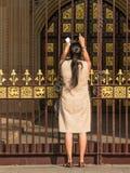 Turist Royaltyfria Foton