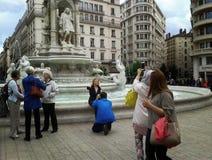 Turist Fotografering för Bildbyråer