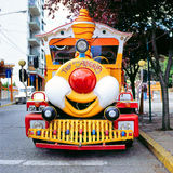 Turist- drev, San Carlos de Bariloche, Argentina Royaltyfria Bilder