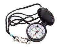 Turist- kompass Arkivfoton