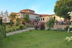Turist- komplex Chateau Rubaiyat, Bulgarien Fotografering för Bildbyråer
