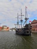 Turist- skeppsegling Fotografering för Bildbyråer