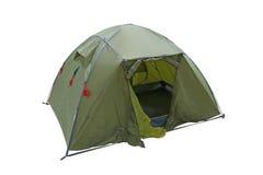Turist- tent Royaltyfri Foto