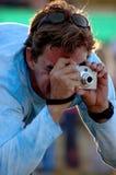 Turista Imagem de Stock