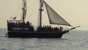 Turista Azov de la nave imagenes de archivo