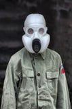 Turista nuclear Foto de archivo