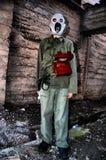 Turista nuclear Imagenes de archivo