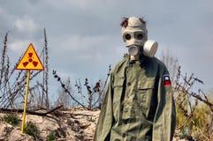 Turista nucleare Immagine Stock Libera da Diritti