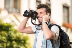 turistas Imagen de archivo libre de regalías