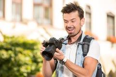 turistas Imagen de archivo