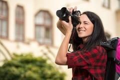 turistas Foto de archivo libre de regalías