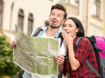 turistas Imágenes de archivo libres de regalías
