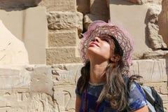 Turistas em Egito fotos de stock