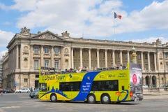 Turistas en París Imágenes de archivo libres de regalías