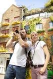 Turistas Stock Images