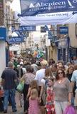 Turisti di settimana di Cowes Immagini Stock Libere da Diritti