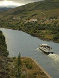 Turistic Cruise on Douro river stock photo