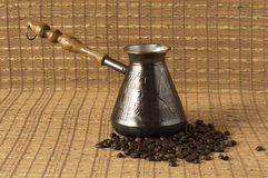 A turk coffee Royalty Free Stock Photography