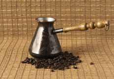 A turk coffee Stock Photo