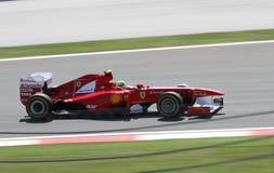 turk för grand prix 2011 f1 Arkivbilder