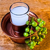 Turkısh dream. Delicious raki Royalty Free Stock Photography