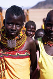 Turkana Children Royalty Free Stock Images