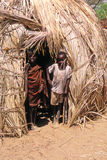 Turkana children Stock Photo