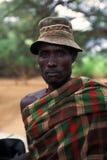 turkana de berger du Kenya Photos libres de droits
