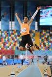Turkcell Turkish Indoor Athletics Championships Stock Image