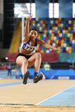 Turkcell Turkish U20 Indoor Athletics Championships Stock Images