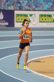 Turkcell Turkish Youth Indoor Championships Stock Photos
