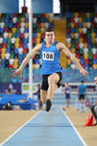 Turkcell Turkish Youth Indoor Championships Royalty Free Stock Image